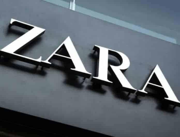 Zara - Βαρέθηκες τα λεοπάρ; Η φούστα με το πιο εκκεντρικό animal print είναι σε έκπτωση!