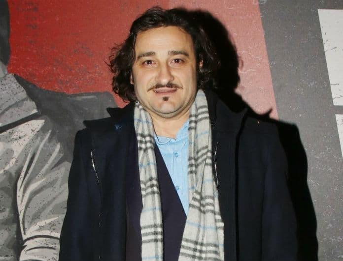 5e94d5658e7f Βασίλης Χαραλαμπόπουλος  Έτσι όπως δεν τον έχουμε ξαναδεί! Εκτός από  ηθοποιός είναι και.