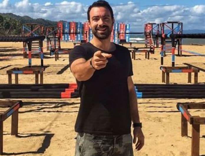 Survivor Ελλάδα - Τουρκία: Το νέο post του Σάκη Τανιμανίδη και η μεγάλη ανυπομονησία!