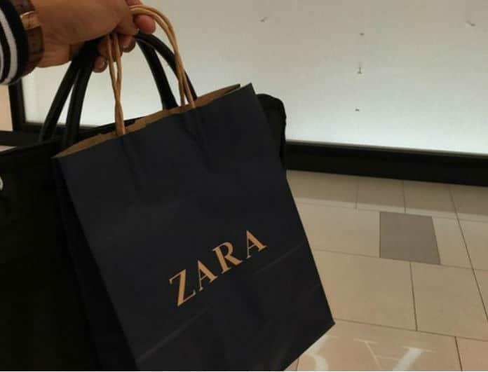 Zara: To πιο stylish ζεστό παλτό που δεν πρέπει να λείπει από την ντουλάπα σας!