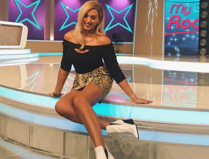 Κωνσταντίνα Σπυροπούλου: Αυτή είναι η αντικαταστάτριά της στο «My Style Rocks»! (Βίντεο)