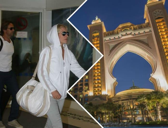 Μενεγάκη - Παντζόπουλος: Στο ξενοδοχείο των Kardashians! Οι διακοπές στη σουίτα των 28.000 ευρώ!