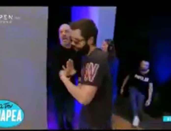 Νίκος Μουτσινάς: Ο καβγάς on air και η αποχώρηση από το πλατό!