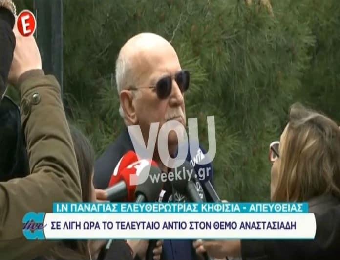 Γιώργος Παπαδάκης: Το απίστευτο περιστατικό που εξομολογήθηκε πριν την κηδεία του Θέμου! (Βίντεο)