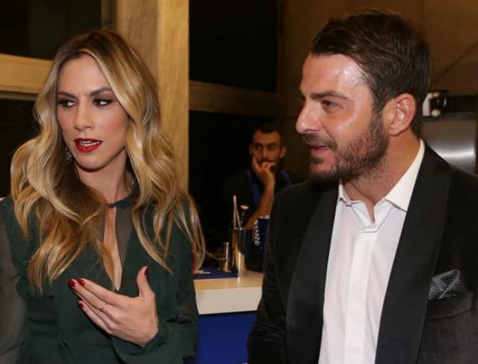 Γιώργος Αγγελόπουλος:Είδε τη Ντορέττα Παπαδημητρίου επί σκηνής! Πώς αντέδρασε;
