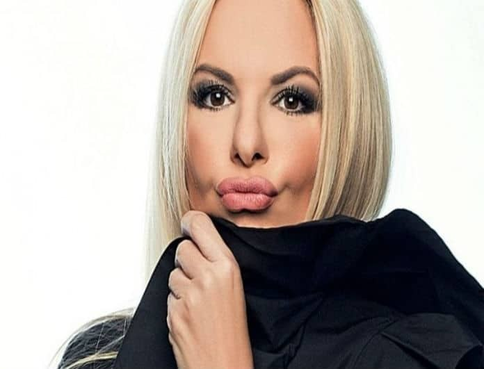 Αννίτα Πάνια: Ο κούκλος παρουσιαστής που της έκλεψε τη καρδιά μετά τον Καρβέλα!