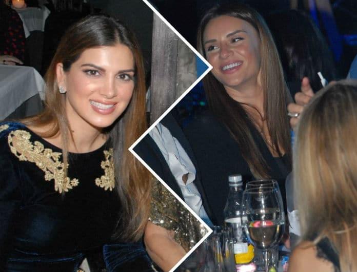 Σταματίνα Τσιμτσιλή - Ελένη Τσολάκη: Σε διαφορετικό τραπέζι... στην ίδια εκδήλωση!