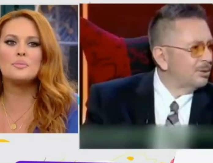 Σίσσυ Χρηστίδου: Έτσι αποχαιρέτησε τον Θέμο Αναστασιάδη on air στην εκπομπή! (βίντεο)