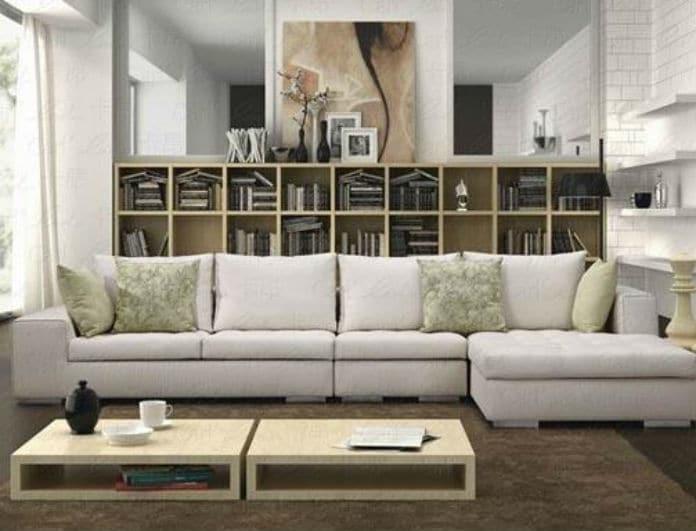 Πως καθαρίζουμε τον υφασμάτινο καναπέ; Πρακτικές λύσεις!
