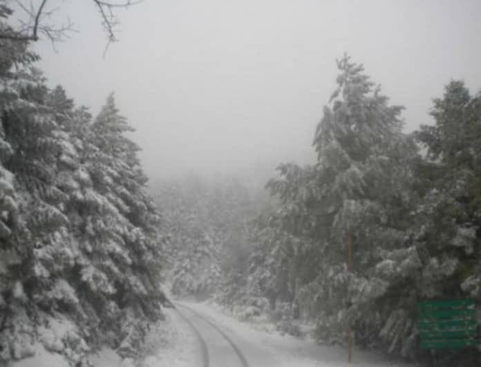 Καιρός: Με τσουχτερό κρύο και χιόνια το Σάββατο!