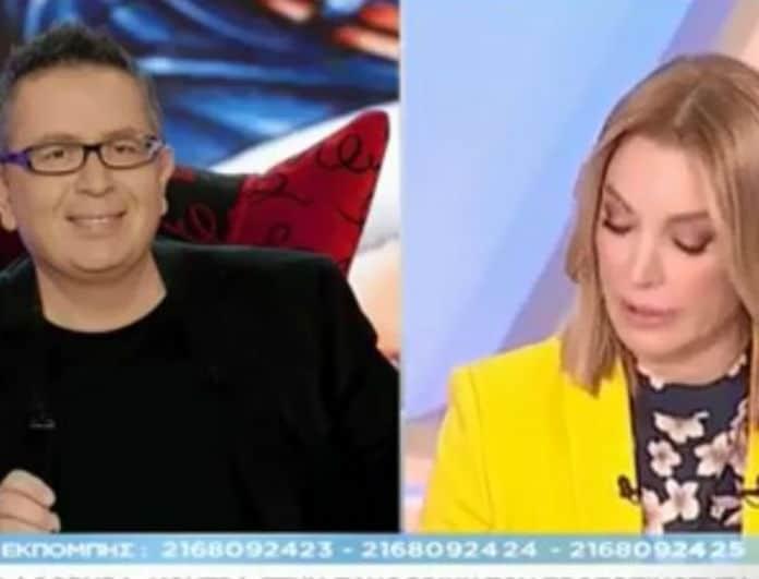 Τατιάνα Στεφανίδου: Λύγισε on air για τον θάνατο του Θέμου Αναστασιάδη - «Πάλεψε αντρίκια...»!