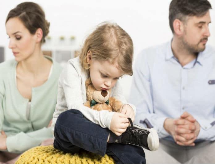 Διαζύγιο και παιδιά: Ποιες ηλικίες επηρεάζει περισσότερο;