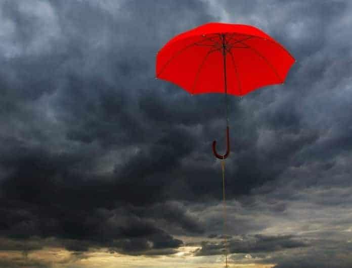 Με βροχές και καταιγίδες η Πέμπτη! Αναλυτική πρόγνωση της ΕΜΥ...