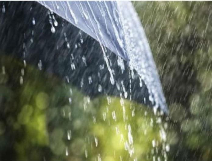 Καιρός: Με τοπικές βροχές και καταιγίδες το Σάββατο!