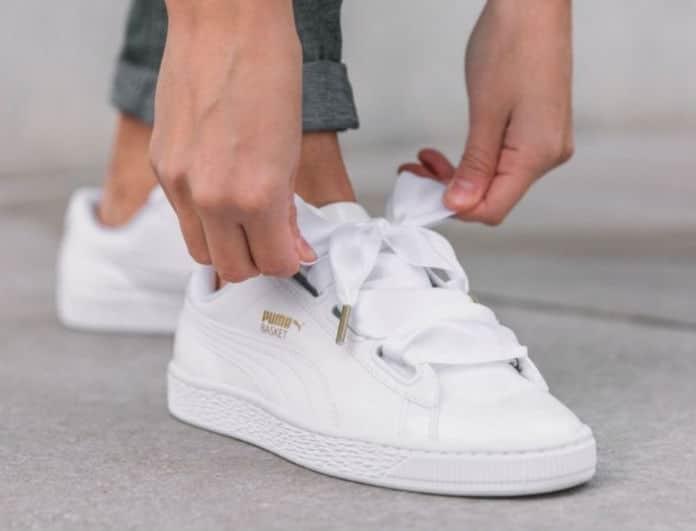 Πώς να καθαρίσεις τα αθλητικά και πάνινα παπούτσια σου χωρίς να τα καταστρέψεις!