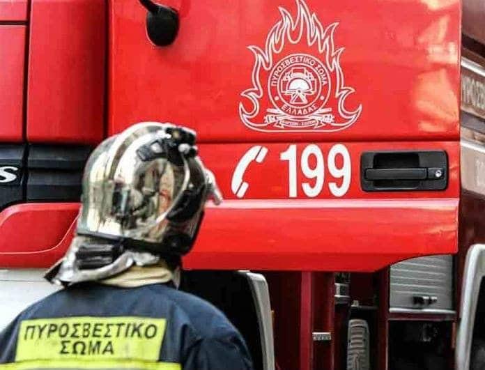 Συναγερμός στην Κρήτη: Φωτιά σε σπίτι στα Χανιά!