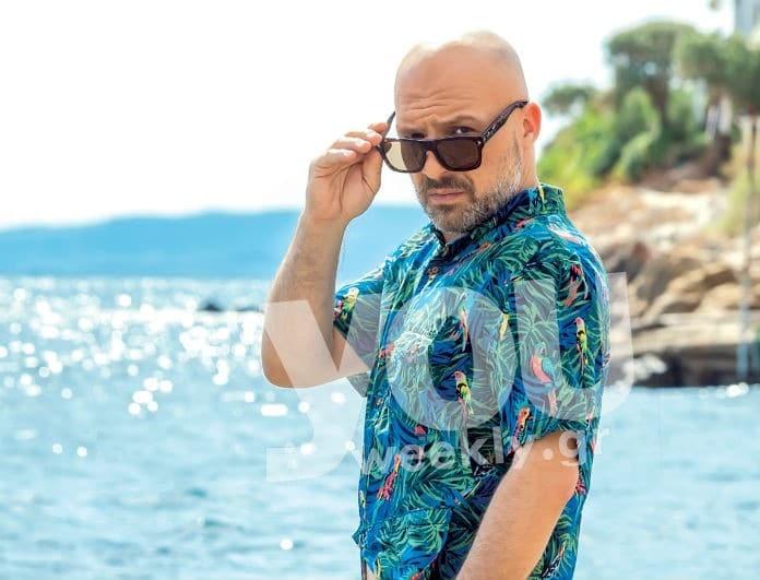 Νίκος Μουτσινάς: Το one man show του εκτόπισε τη Μενεγάκη από τον θρόνο της!