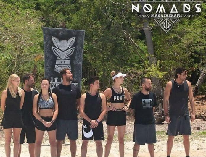 Nomads: Η φωτογραφία που είδε το φως της δημοσιότητας λίγο μετά το φινάλε!