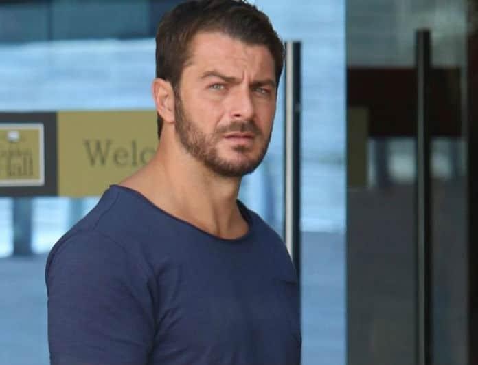 Γιώργος Αγγελόπουλος: «Αν έπιανα επ' αυτοφώρω τη σύντροφό μου να απιστεί θα τους σκότωνα και τους δύο...»!
