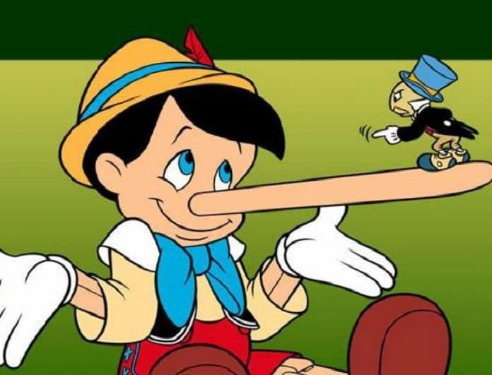 Μήπως τα έχεις με τον Πινόκιο; Δες αν σου λέει ψέμματα και πάρε τα μέτρα σου!