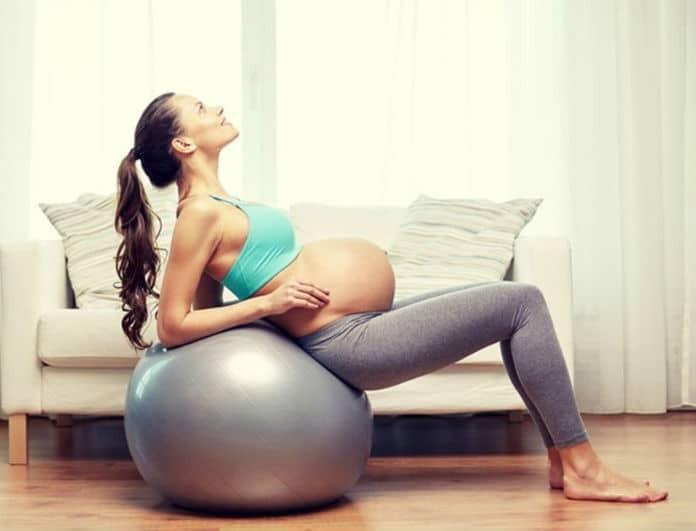 Γυμναστική στην εγκυμοσύνη: Αυτές είναι θαυματουργές ασκήσεις για να παραμείνεις fit!