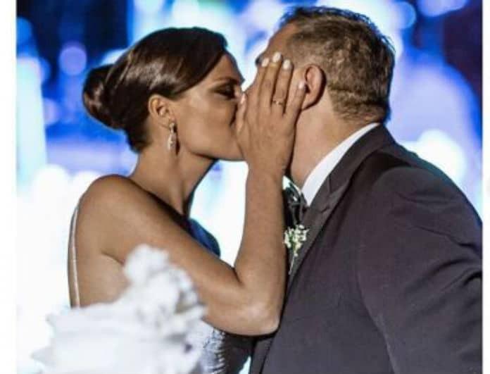 Αντώνης Ρέμος - Υβόννη Μπόσνιακ: Οι ονειρικές φωτογραφίες από το γάμο τους που είδαν για πρώτη φορά το φως της δημοσιότητας!