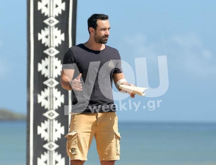Σάκης Τανιμανίδης: Χαμός για το botox του στο Instagram! Το σχόλιο και η παρέμβαση της Μπόμπα!