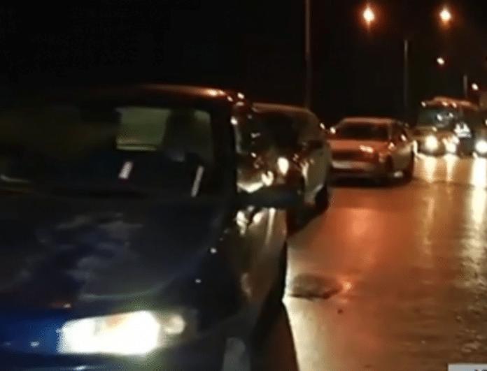 Σφοδρή καραμπόλα δέκα αυτοκινήτων στη Θεσσαλονίκη - Τι αναφέρουν οι πρώτες πληροφορίες!