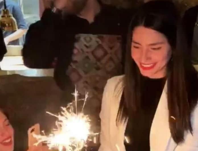 Γενέθλια για την Ηλιάνα Παπαγεωργίου! Η τούρτα υπερπαραγωγή και οι καλεσμένοι έκπληξη! (Photo)