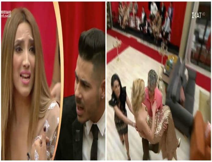 Power of Love: Η ένταση στο μεσημεριανό Gala και η λιποθυμία της Λένιας! (Βίντεο)