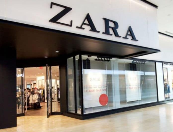 Θες να σε γδύσει με τα μάτια του; Αυτό είναι το φόρεμα από τα Zara που πρέπει να φορέσεις για του Αγίου Βαλεντίνου!