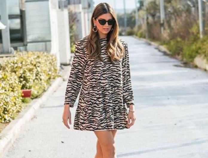 Σταματίνα Τσιμτσιλή: Το φόρεμα της, είναι το πιο hot trend! Όλες οι λεπτομέρειες...