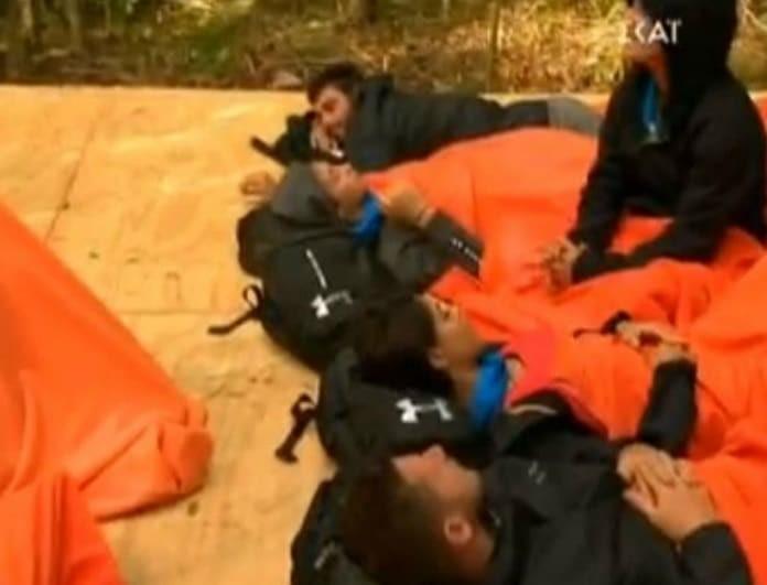 Survivor Ελλάδα Τουρκία: Οι μπηχτές της ελληνικής ομάδας για την αποχώρηση της Ντέμης!