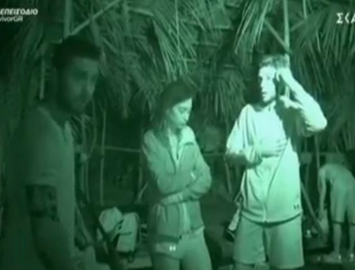 Survivor: Βγήκαν τα μαχαίρια στην ελληνική ομάδα! Τι συνέβη; (video)