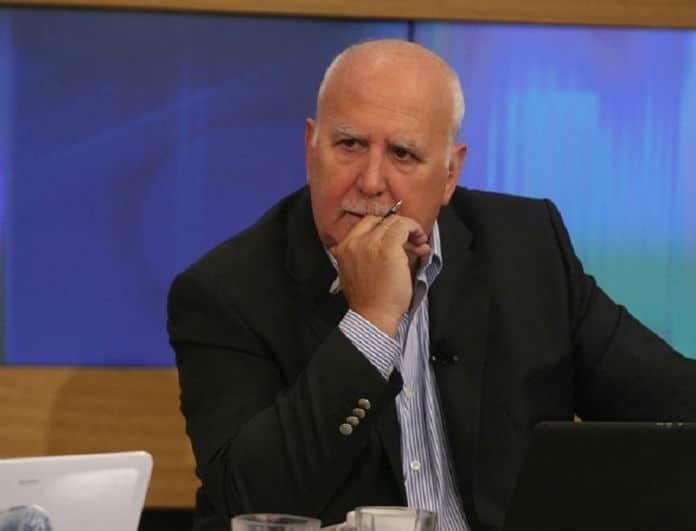 ΑΝΤ1: Καταρρέει ο Γιώργος Παπαδάκης!