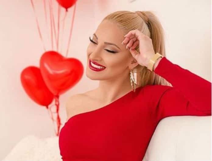 Ιωάννα Τούνη: Full in love! Δείτε το ρομαντικό δώρο που έκανε στον σύντροφο της!