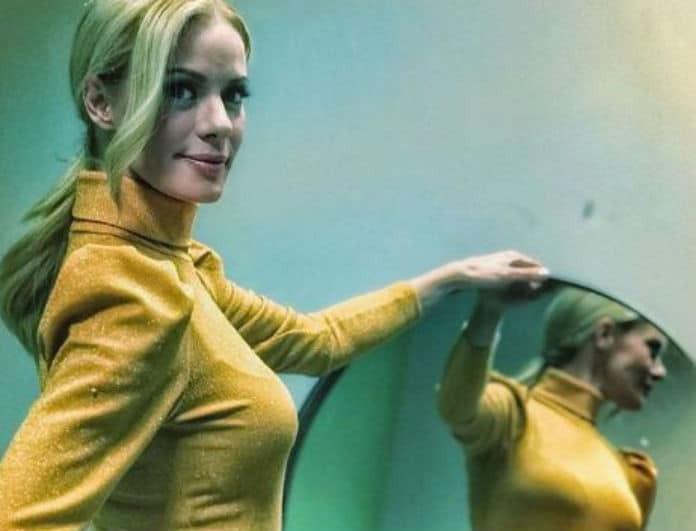 Ζέτα Μακρυπούλια: Αν είσαι ξανθιά πρέπει να φορέσεις το χρώμα που φοράει διαρκώς στα ρούχα της η παρουσιάστρια!