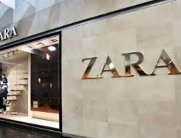 Zara: Το midi all day φόρεμα που θα απογειώσει το look σου στο γραφείο!