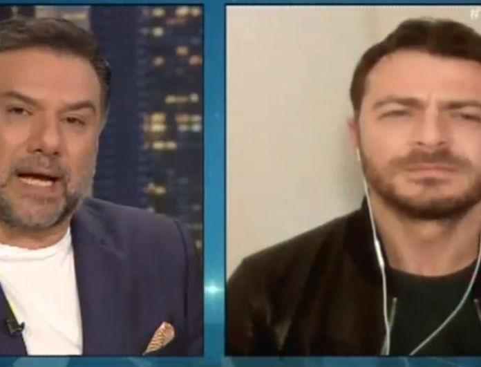 Γιώργος Αγγελόπουλος: Η δημόσια συγγνώμη που άφησε άφωνο τον Αρναούτογλου! (Βίντεο)
