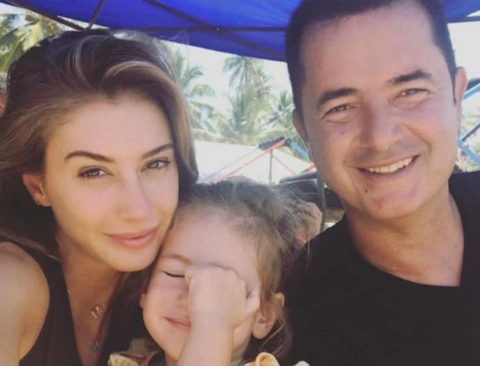 Ατζούν Ιλίτζαλι: Πήρε την κηδεμονία της κόρης του! Η δημόσια τοποθέτηση της πρώην συζύγου του!