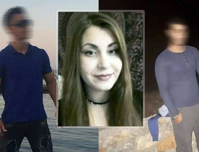 Ελένη Τοπαλούδη: Δείτε τις κινήσεις των κατηγορουμένων από κάμερα ασφαλείας! (βίντεο)