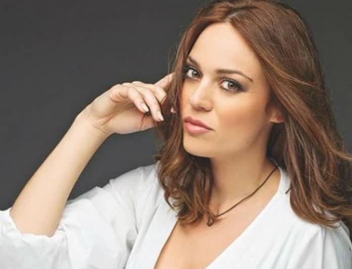 Μπάγια Αντωνοπούλου: Δεν φαντάζεστε ποιοι είναι οι νονοί της!