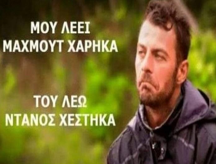 Survivor Ελλάδα Τουρκία: Κλάμα στο Twitter με τον Μαχμούτ και τον... Ντάνο!