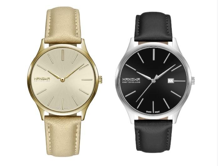 Κερδίστε δυο ρολόγια ελβετικά της HANOWA!!