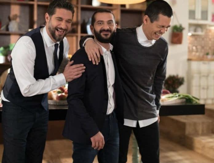 Master Chef: Το επικό τρολάρισμα του Κουτσόπουλου στον Κοντιζά - «Δεν αντέχω άλλο τον