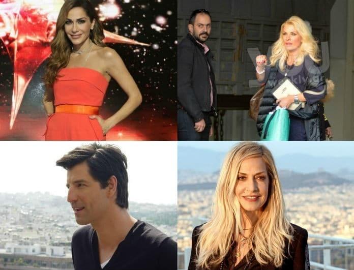 Διάσημοι Έλληνες και οι Φιλιππινέζες τους! Πόσο βαθιά βάζουν το χέρι στην τσέπη και τι