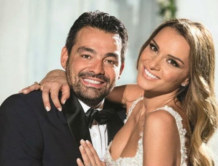 Ελένη Τσολάκη: Η αδημοσίευτη φωτογραφία από τον γάμο της και η γλυκιά εξομολόγηση στον...