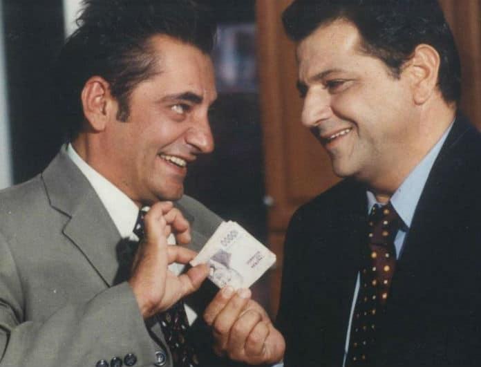 Συλλεκτικό! Ρόλοι που άφησαν εποχή στην ελληνική τηλεόραση! (Βίντεο)