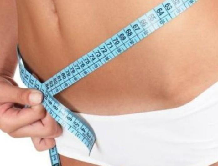 Δίαιτα express! Xάσε κιλά σε μόνο 48 ώρες!!