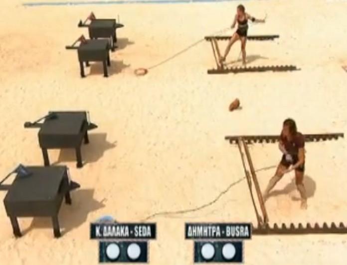 Survivor: Αυτές οι παίκτριες κέρδισαν στο mix game; (video)